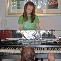 電子ピアノ、修理大作戦。